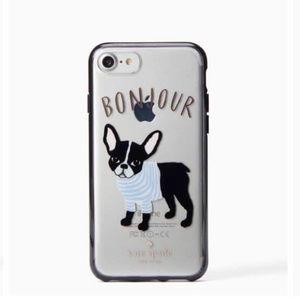 Kate Spade Bonjour Iphone 8+ Case